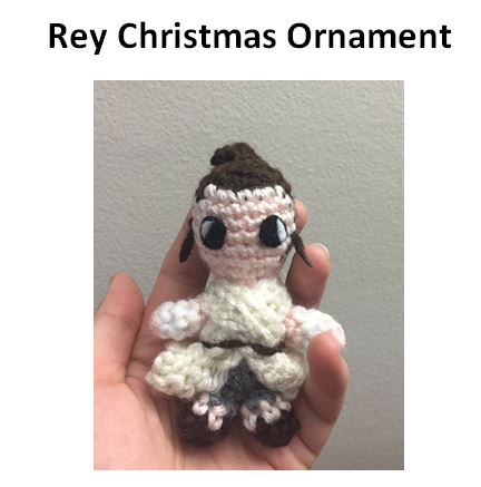 Rey pattern cover image