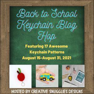 Back to School Keychain Blog Hop