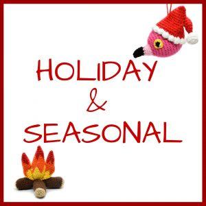 Holiday & Seasonal Crochet Patterns