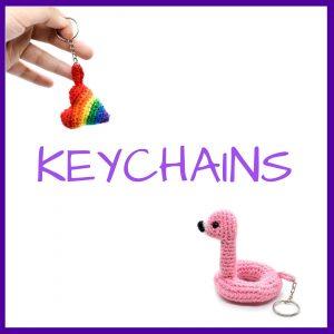 Keychain Crochet Patterns
